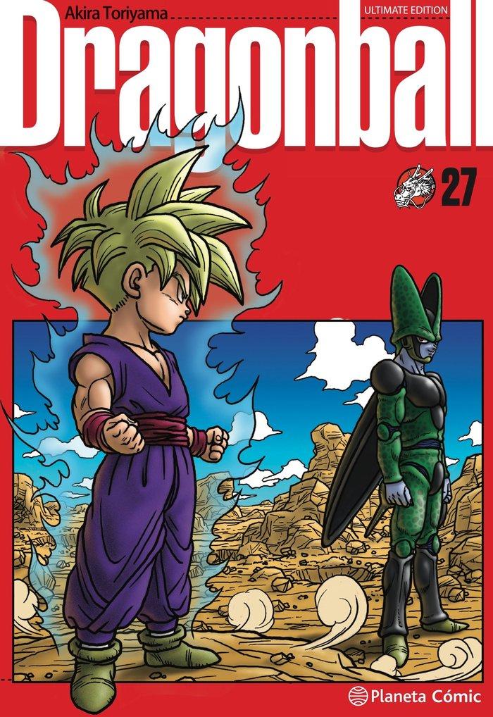 Dragon ball ultimate 27