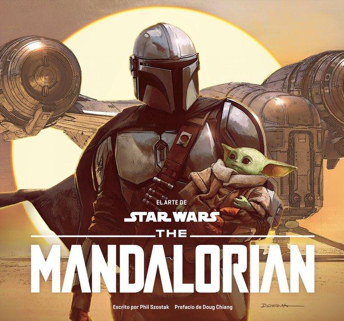 El arte de star wars the mandalorian