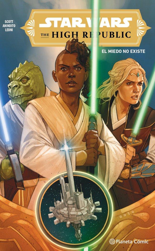 Star wars the high republic tomo 1