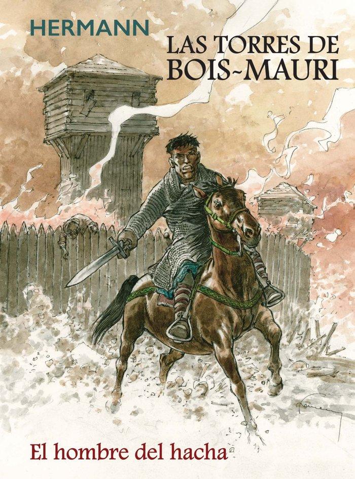 Las torres de bois mauri el hombre del ha