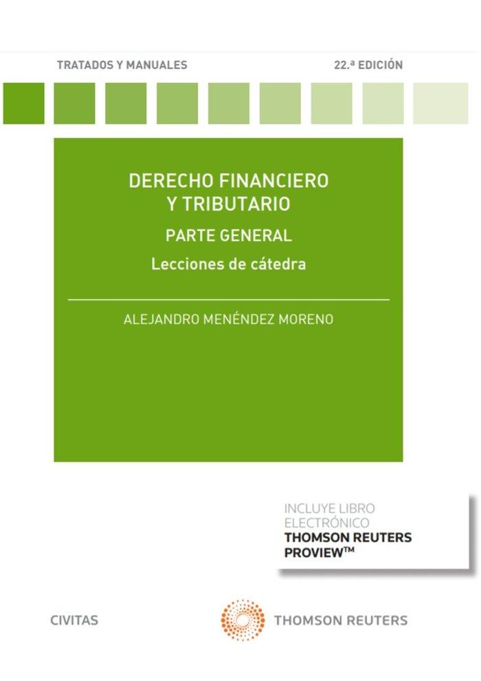 Derecho financiero y tributario lecciones de catedra