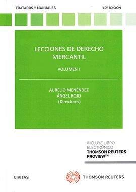 Lecciones de derecho mercantil vol.i