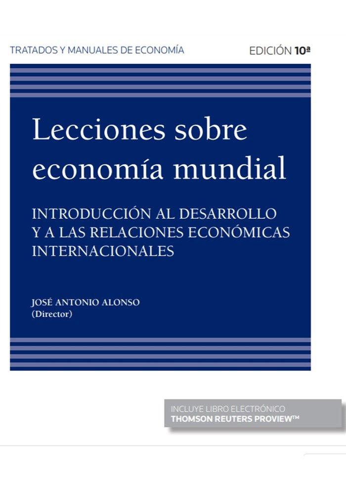 Lecciones sobre economia mundial