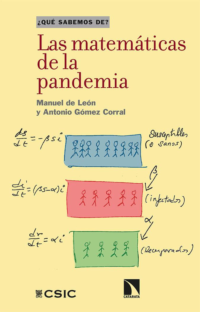 Matematicas de la pandemia,las