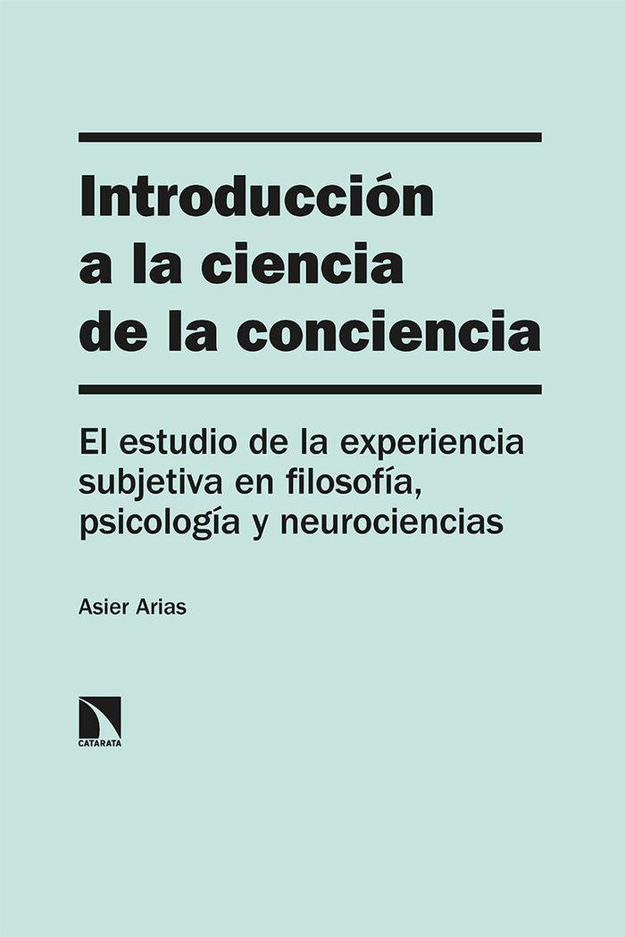 Introduccion a la ciencia de la conciencia