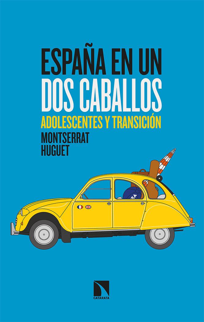 España en un dos caballos