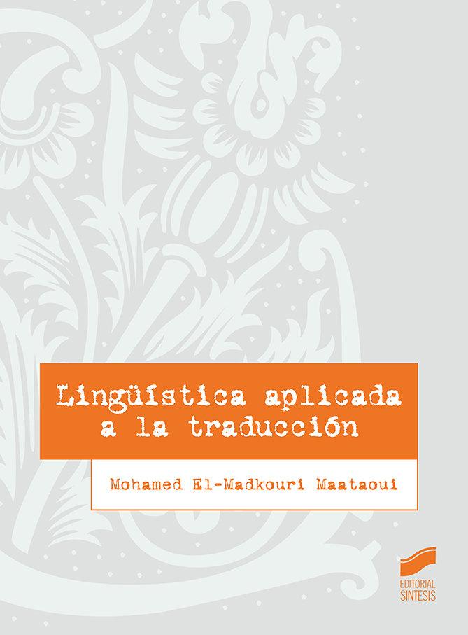 Linguistica aplicada a la traduccion