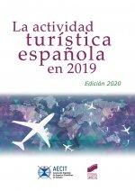 La actividad turistica española en 2019