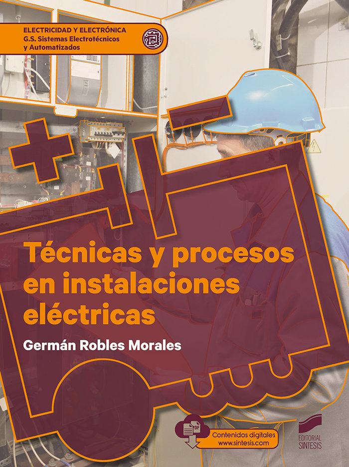 Tecnicas y procesos en instalaciones