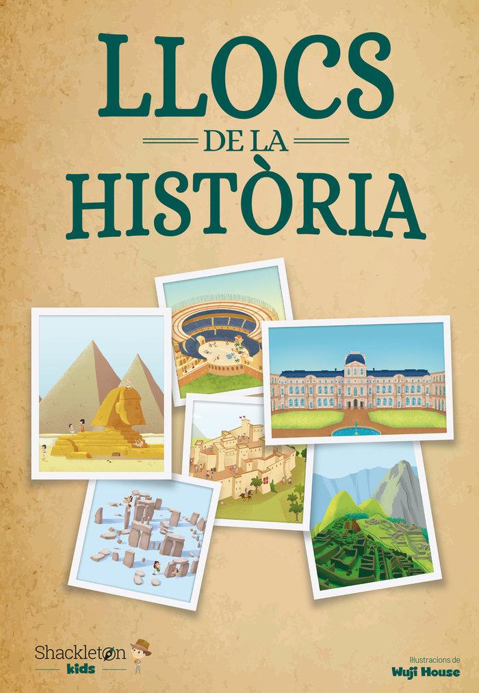 Llocs de la historia