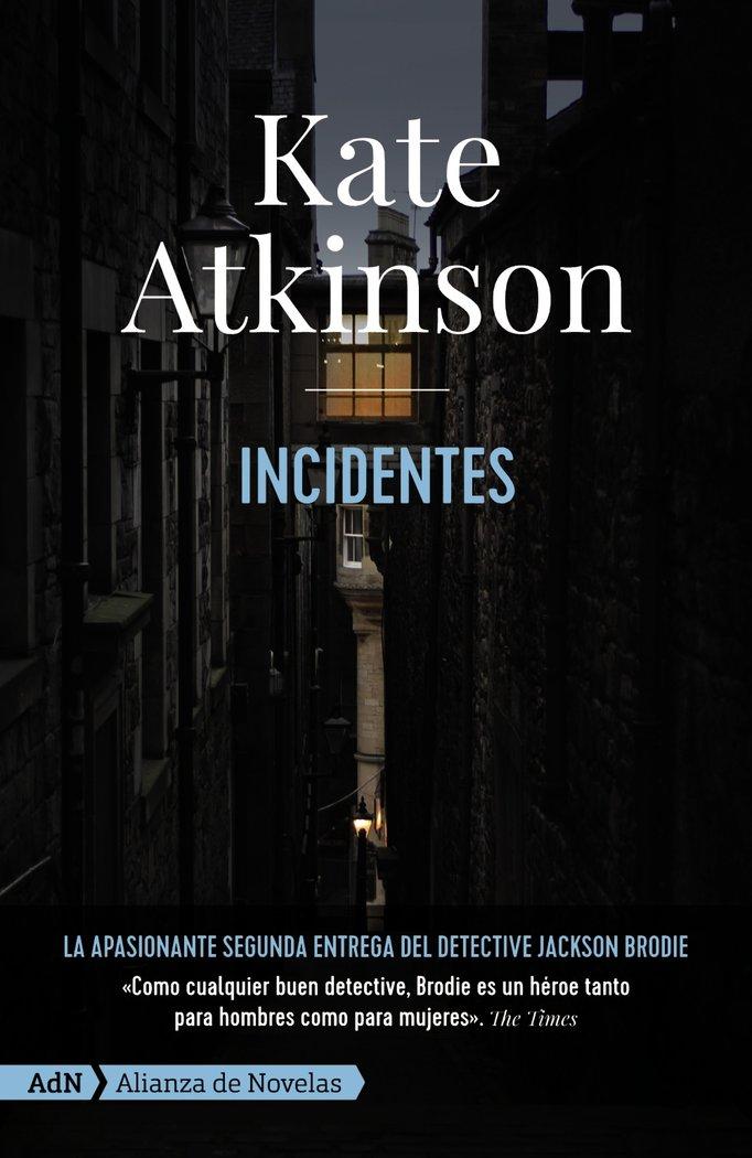 Incidentes [adn]