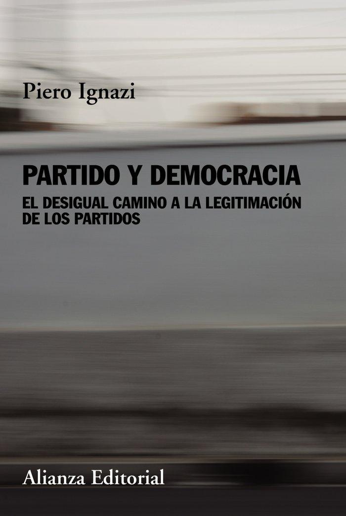 Partido y democracia