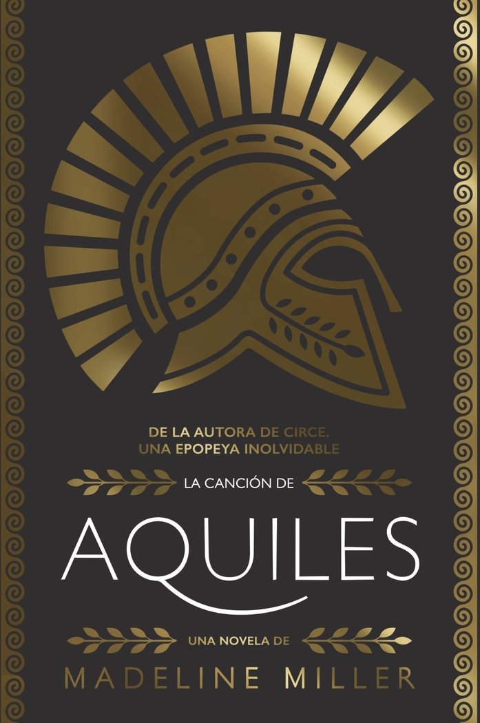 La cancion de aquiles adn