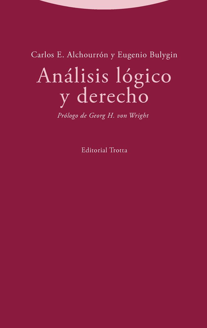 Analisis logico y derecho
