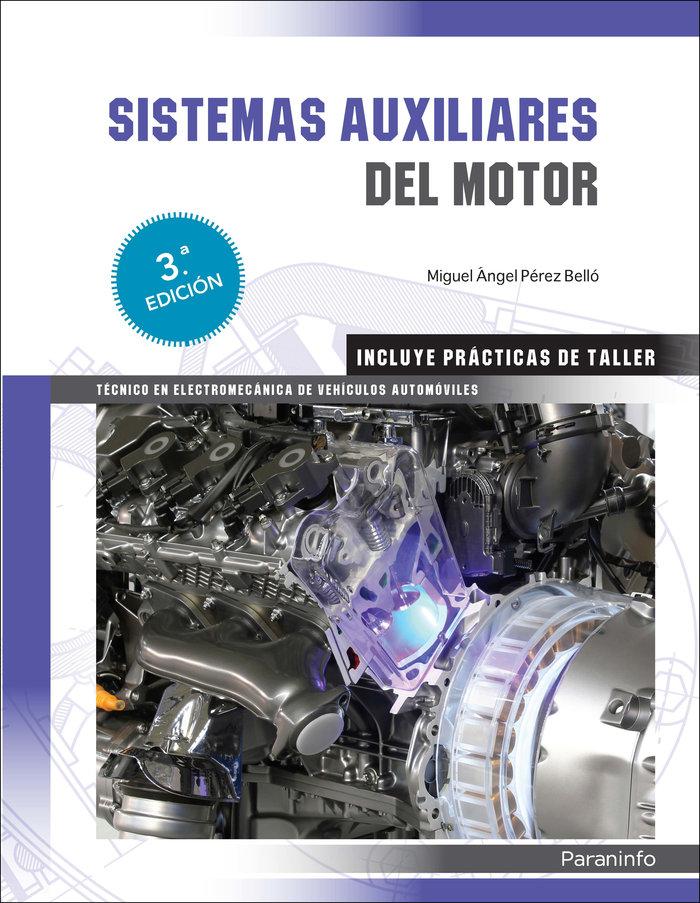 Sistemas auxiliares del motor 3ª edicion