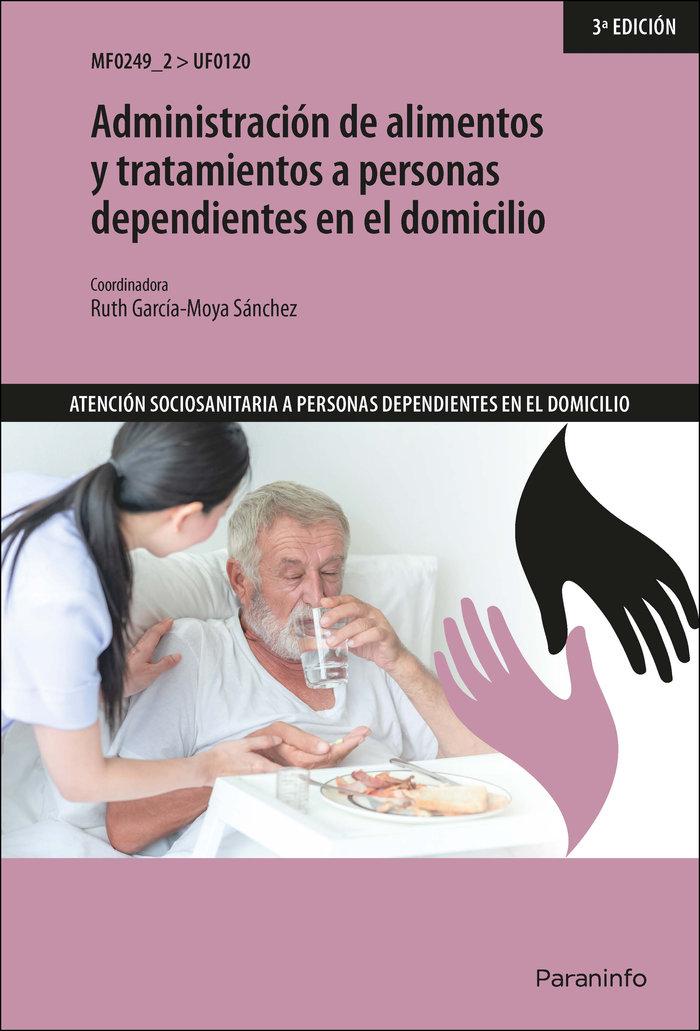 Administracion de alimentos y tratamientos a personas depend