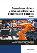 Operaciones basicas y procesos automaticos de fabricacion m