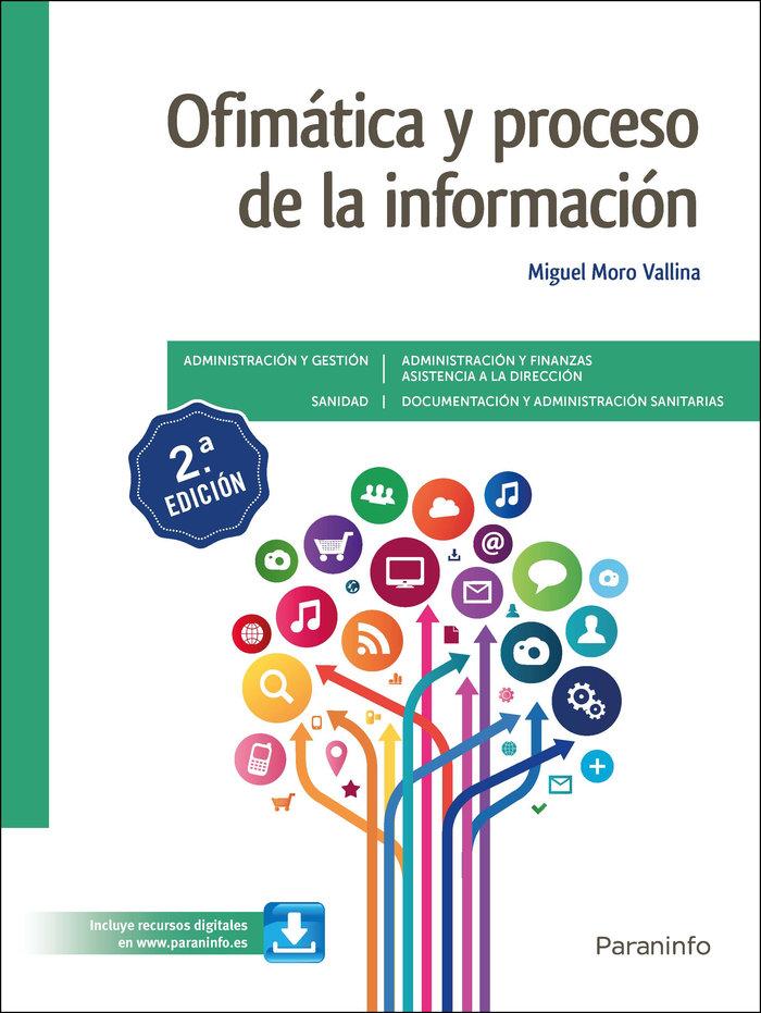 Ofimatica proceso informacion gs 21 2ºedicion