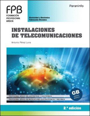 Instalaciones de telecomunicaciones 2ª ed