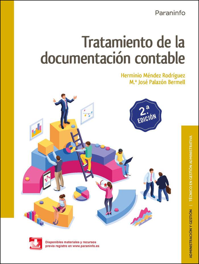 Tratamiento de la documentacion contable ed. 2021