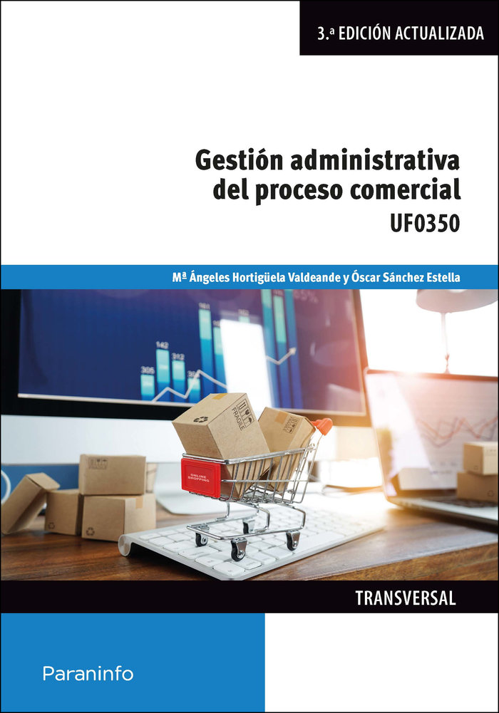 Gestion administrativa del proceso comercial