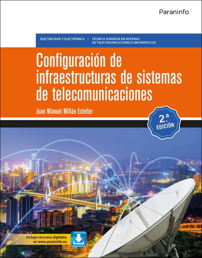 Configuracion de infraestructuras de sistemas de telecomunic