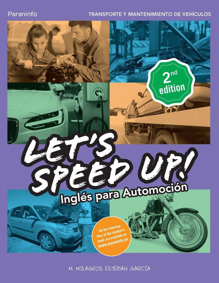 Letis speed up ingles para automocion