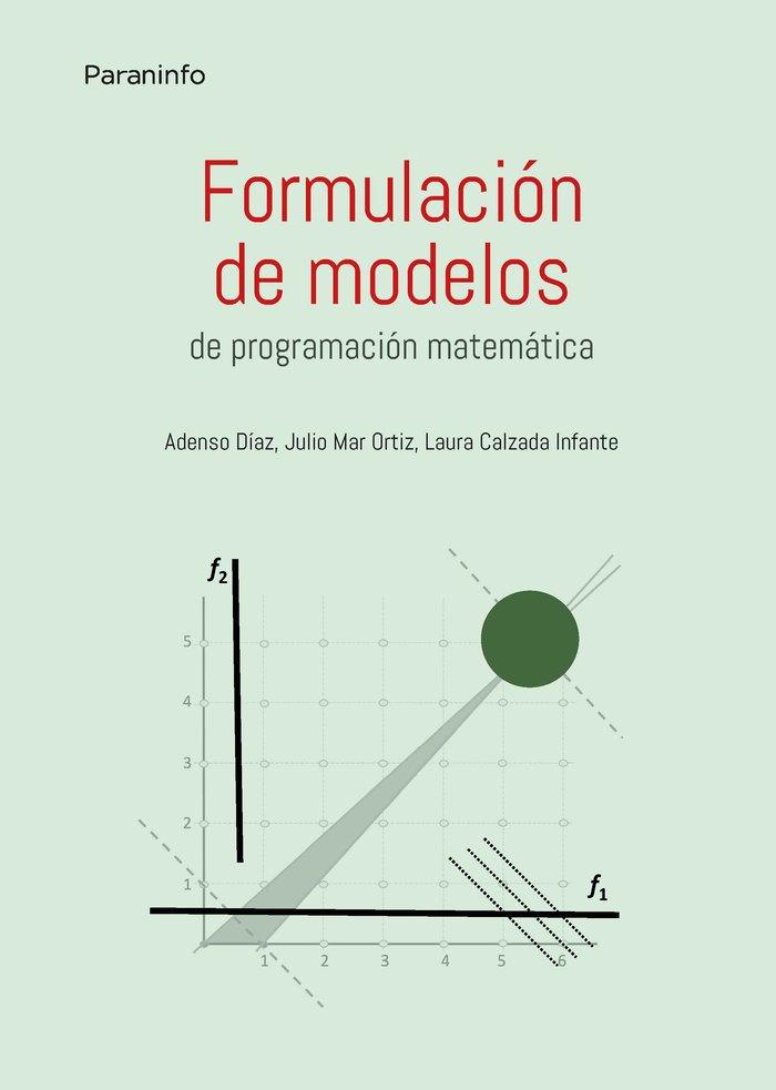Formulacion de modelos programacion matematica