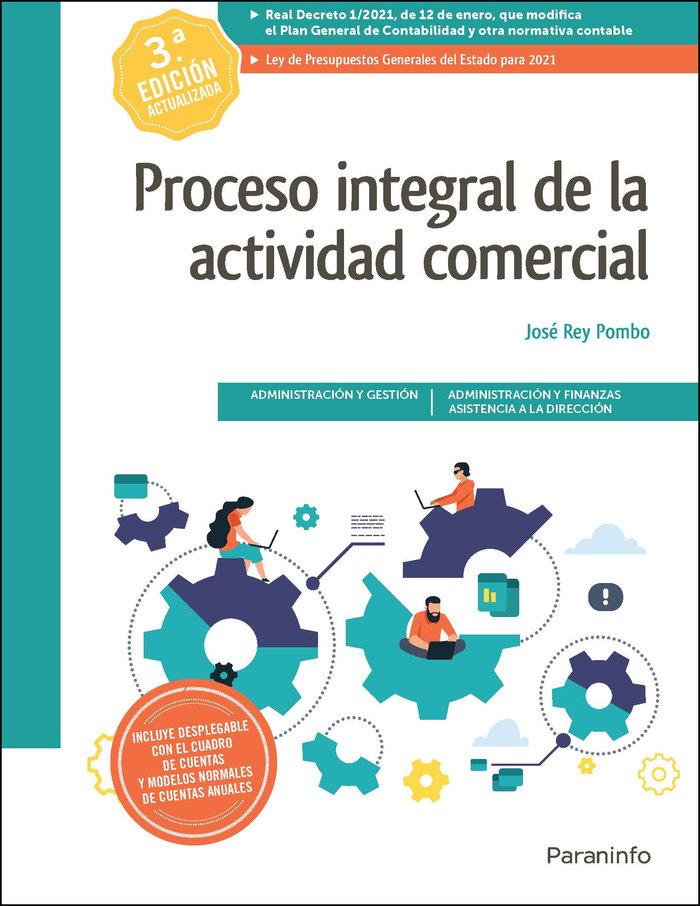 Proceso integral de la actividad comercial 2.ª edicion