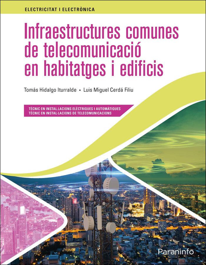 Infraestructures comunes de telecomunicacio en habitatges i