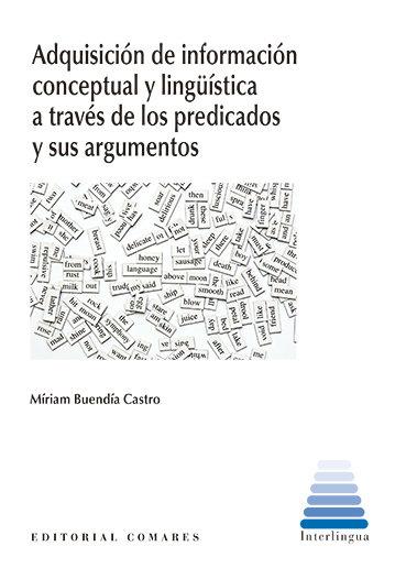Adquisicion de informacion conceptual linguistica a traves