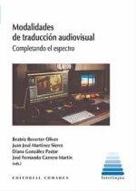 Modalidades de traducción audiovisual