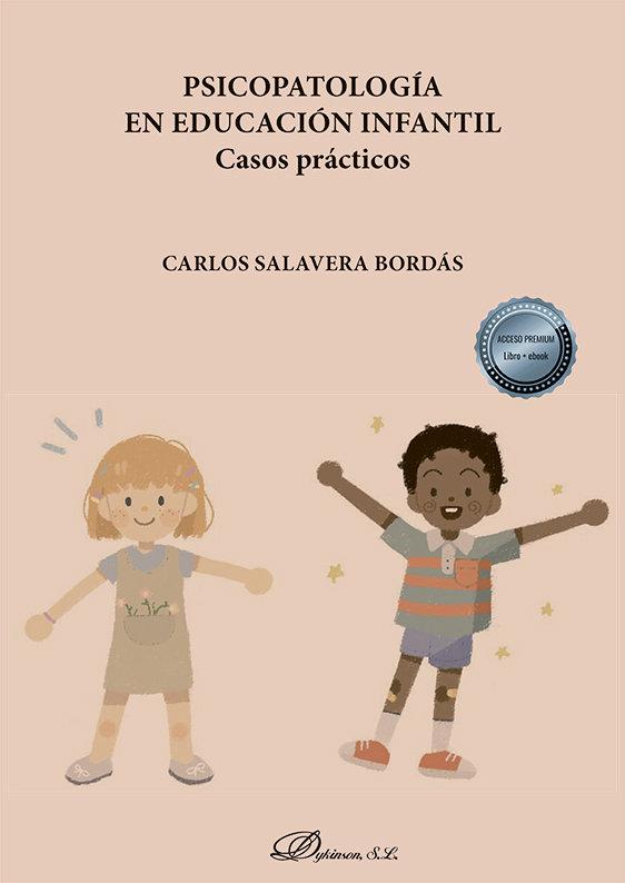 Psicopatologia en educacion infantil caso