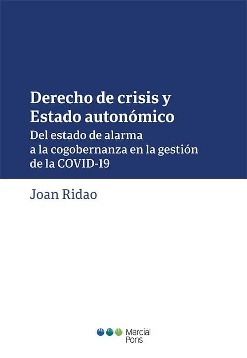 Derecho de crisis y estado autonomico