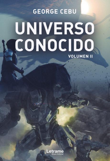 Universo conocido volumen ii