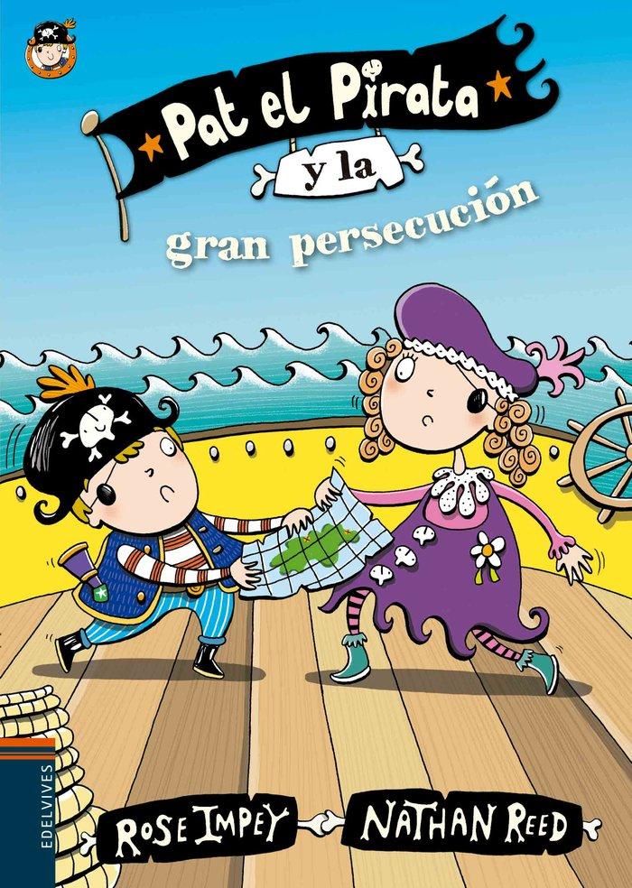 Pat el pirata y la gran persecucion