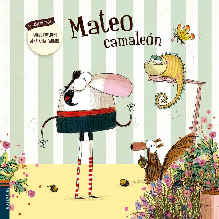 Mateo camaleon