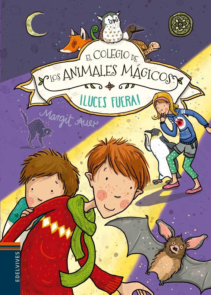 Colegio de los animales magicos 3 luces fuera