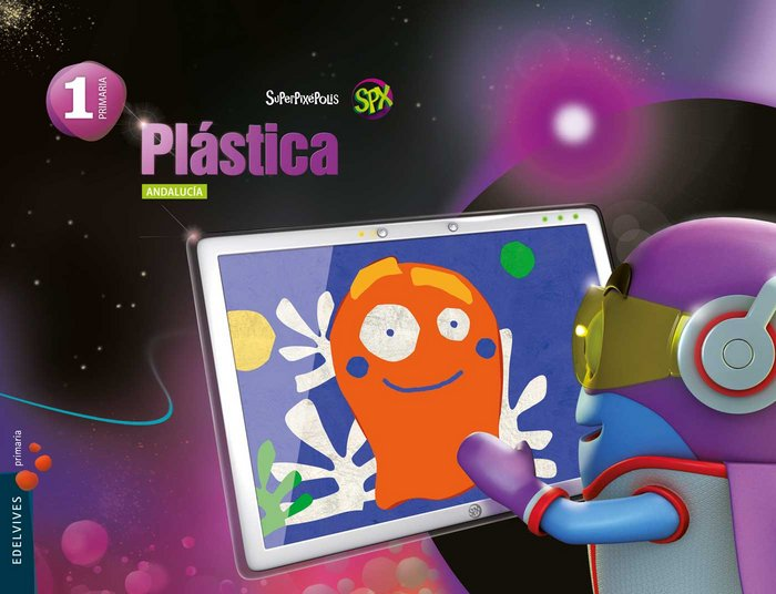 Plastica 1ºep andalucia 15 superpixepolis