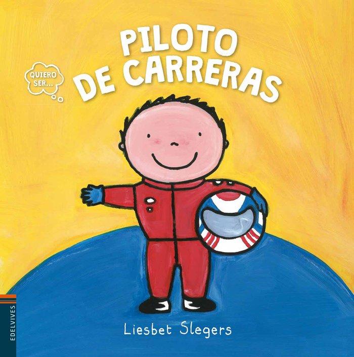 Quiero ser piloto de carreras