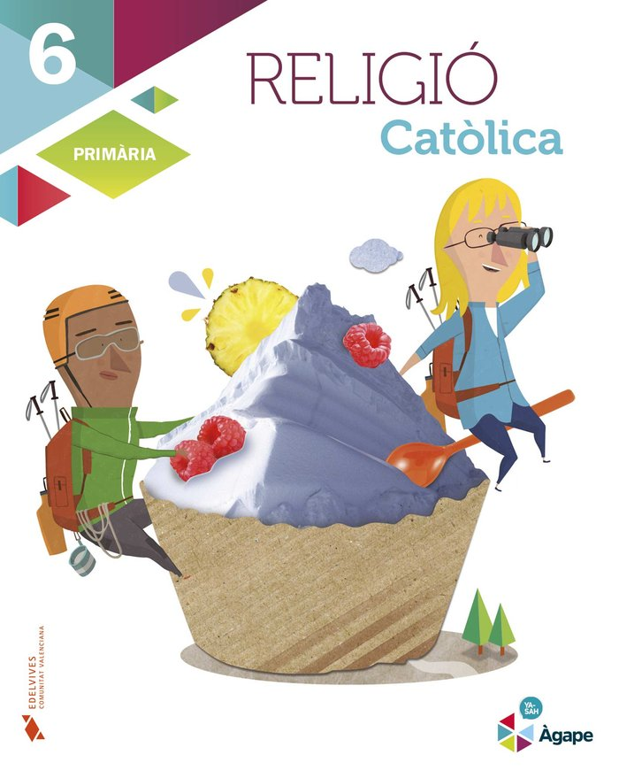 Religio 6ºep valencia 16 agape