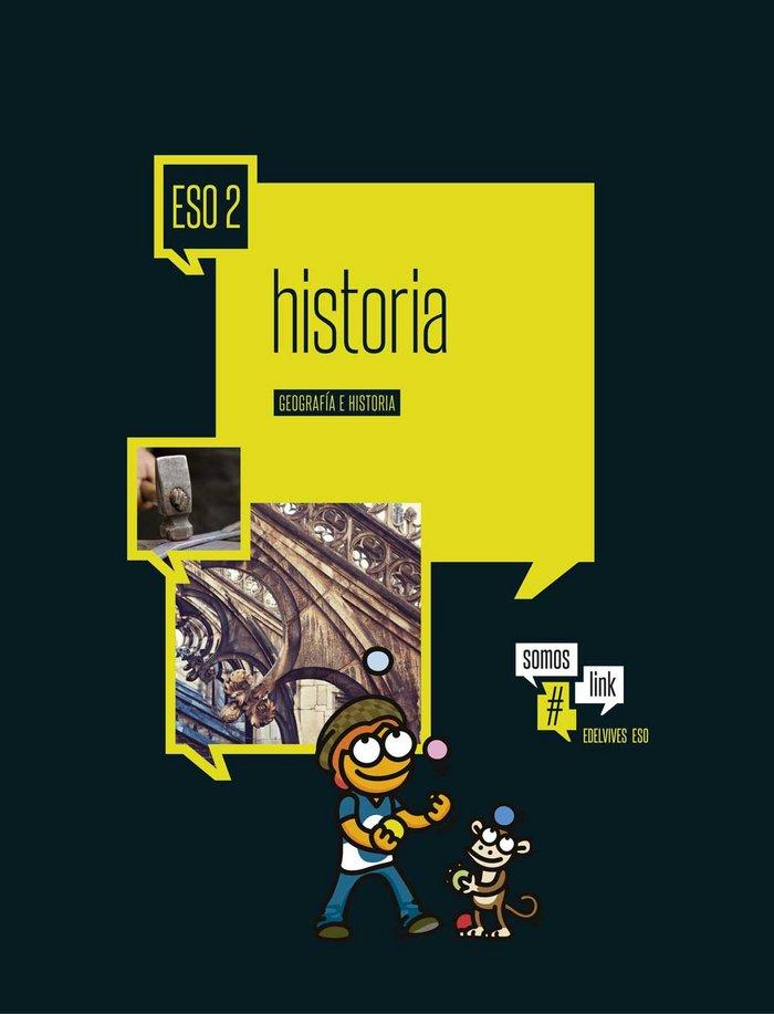 Geografia historia 2ºeso ara/ast/c.leon 16 somosed