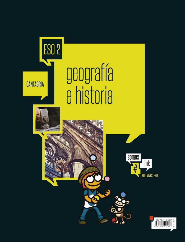 Geografia historia 2ºeso cantabria 16 somoslink