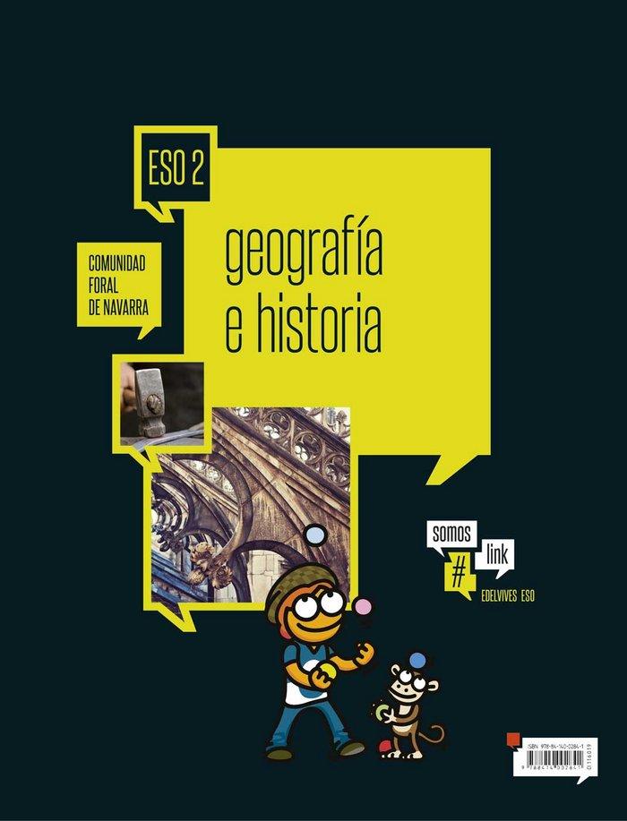 Geografia historia 2ºeso navarra 16 somoslink