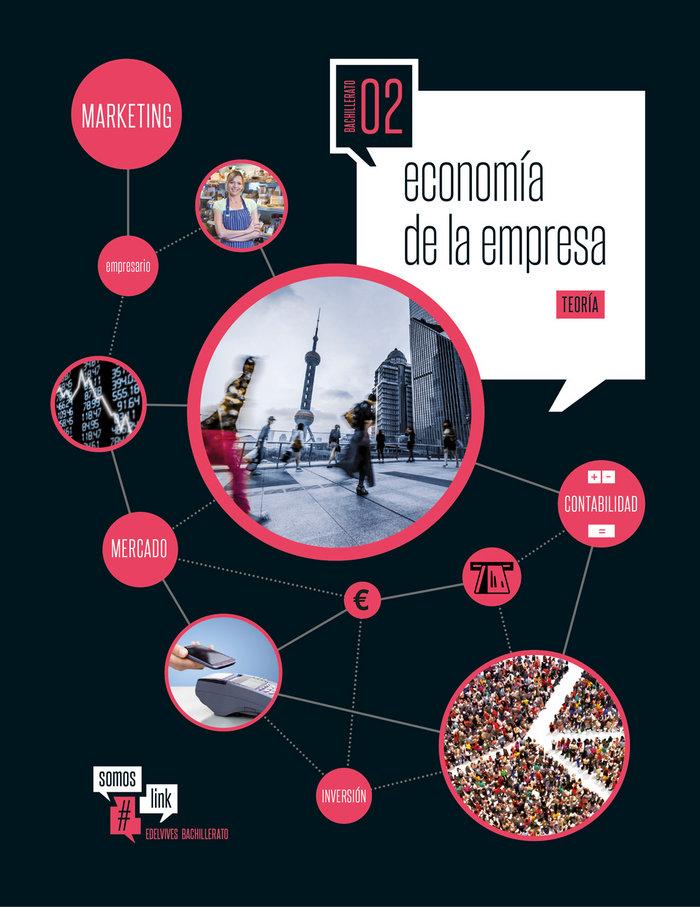 Economia de la empresa 2ºnb 16 somoslink