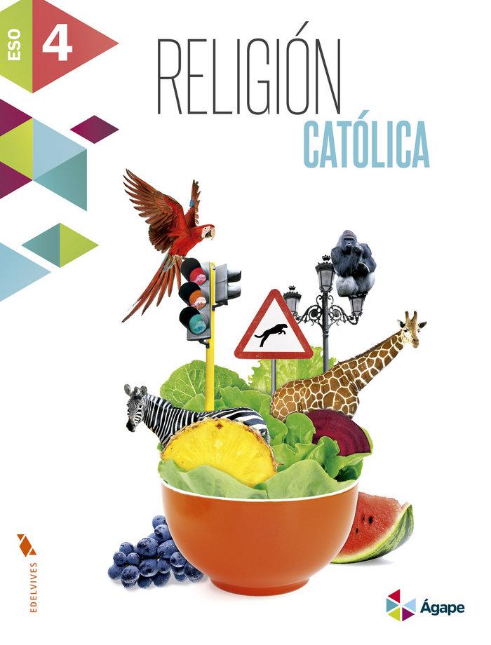 Religion 4ºeso agape 16