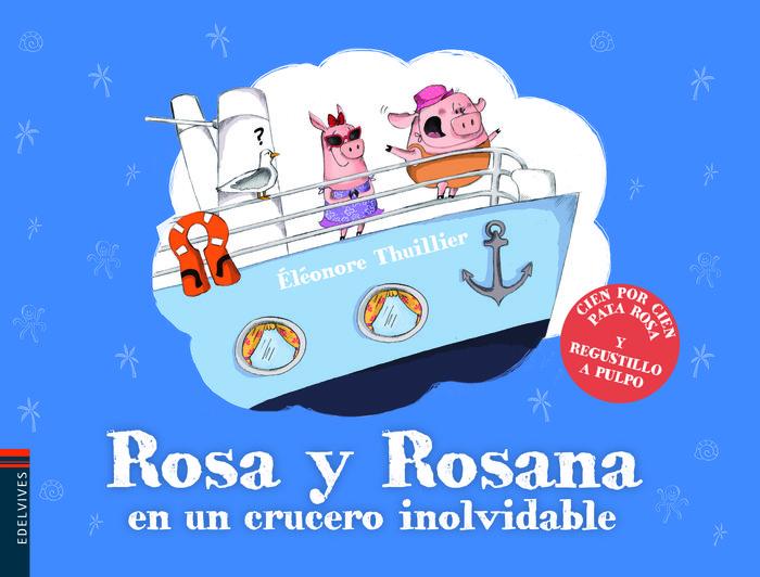 Rosa y rosana en un crucero inolvidable