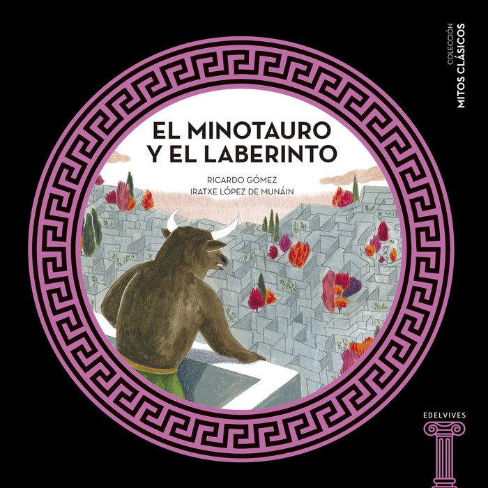 Minotauro y el laberinto,el
