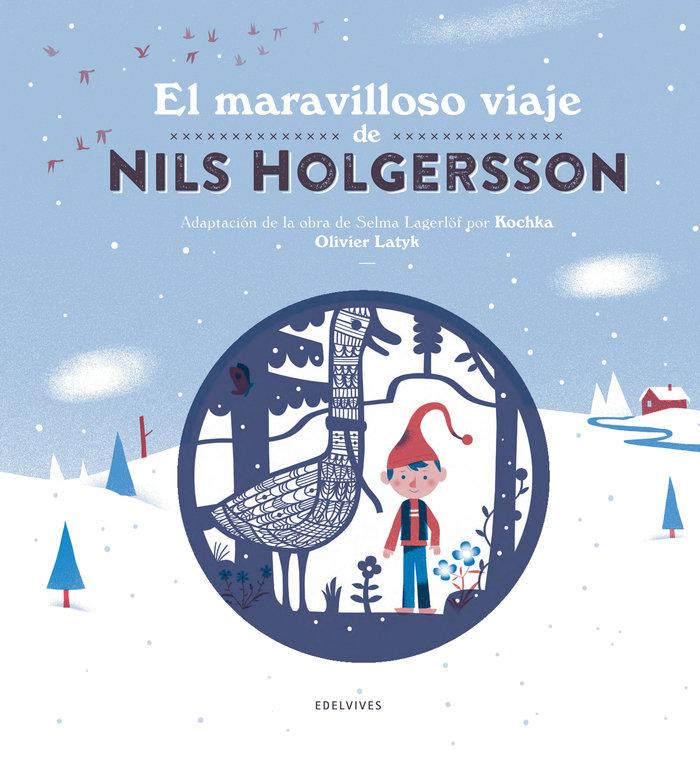 Maravilloso viaje de nils holgersson,el