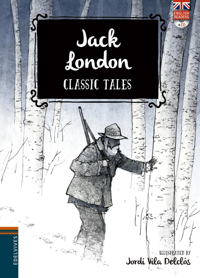 Jack london cd classic tales